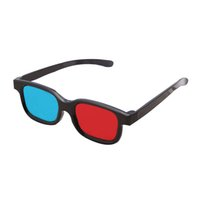 Wholesale vision dvd - Fansaco Red Blue 3D Glasses Anaglyph 3D Plastic For Movie Game DVD Vision Cinema Red-Blue Vitural Reality Glasses