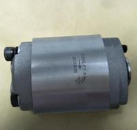 CBK 8ml r gear pumps small hydraulic systems power unit hydraulic machinery loading truck road ruller