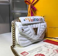 Wholesale laides bags resale online - NEW WAVE Small bag For Women Style bags fashion colors Laides shoulder bags M51683 x x cm