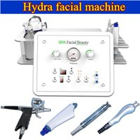 Wholesale price oxygen - Portable hydro facial machine hydra diamond dermabrasion machine prices oxygen aqua jet peel ultrasonic peel machine