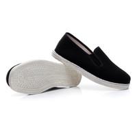 китайская одежда ручной работы оптовых-Бесплатная доставка унисекс китай Тай-чи обувь 100% одежда ручной работы подошва кунг-фу обувь для боевых искусств Вин Чунь