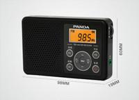 productos de panda al por mayor-Panda 6105 radio de dos bandas FM / AM búsqueda automática temporizador interruptor máquina de bolsillo nuevos productos
