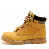 botas estilos homens venda por atacado-Hot sale-Novo estilo de outono e inverno Martin Mulheres Homens Botas Sapatos Atacado 11,5 44 45