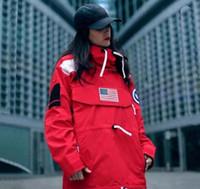 Wholesale Slim N - X T N 17ss Trans Antarctica Jacket Men Women Coats Fashion Outerwear Top Quality Black S~XL