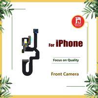 petites caméras achat en gros de-Caméra frontale pour iPhone 5 5s 5c SE 6 plus 6s 6S PLUS 7 8 Plus X Capteur de proximité Lumière Flex Remplacement