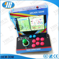 Wholesale Jamma Games - 1 Player Stick Console Jamma Arcade console 999 in 1  1229 in 1 Games Arcade Machine Cabinet USB To PC