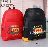 Wholesale satchel for laptop resale online - Fashion School Backpack Women Men Schoolbag Back Pack Leisure Korean Ladies Knapsack Laptop Travel Bags for Teenage Unisex