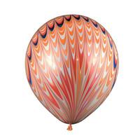 tavuskuşu şarabı toptan satış-Yeni Desen Çocuk Doğum Günü Tavuskuşu Kuyruk Lateks Süs Balonlar 18 Inç Parti Dekorasyon 5 Renk Seçilebilir Yenilik Oyuncak 15lj W