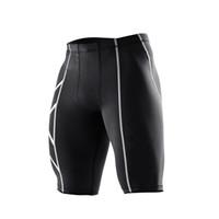 culturismo sexy al por mayor-Estética muscular 2018 pantalones cortos ocasionales del verano de los hombres pantalones de chándal masculinos Fitness culturismo entrenamiento hombre moda pantalones cortos