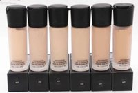 Wholesale product combinations for sale - 6 HOT good quality Lowest Best Selling good sale Newest Products MAKEUP MATCHMASTER SPF FOUNDATION ML gift