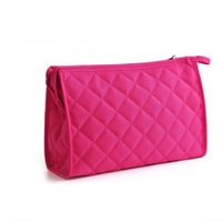 Wholesale big post - Parcel post cute big and small size box, south Korean version of the bag, portable folding waterproof cosmetic bag.
