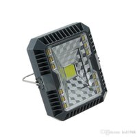 Wholesale portable spotlight for sale - Solar Floodlight Spotlight Solar Camping Light Modes USB Rechargeable COB Working Lamp Outdoor Camping Emergency Handheld Lamp sunway168