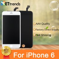 Wholesale Reliable AAA Quality Display for iPhone Lcd Screen Assembly Factory Directly Supply Cold Press Frame No Dead Pixel with Lifetime Warranty