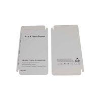 mobile phone paper box package UK - Retail 100pcs lot JIUTU Mobile Phone Case Packaging Storage Kraft Paper Printed Box For iPhone 5-8 8P X