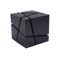 haut-parleurs bluetooth achat en gros de-Nouveau Qone Mini Cube Haut-parleurs 3D Stéréo Son Portable Bluetooth Haut-Parleur Sans Fil Musique Boîte Support TF Carte Avec Boîte De Détail Mieux Charge 3