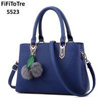 ingrosso borse a mano blu designer-Borse famose del progettista di marca Borse delle donne del cuoio Borse di spalla di modo delle borse della borsa della borsa delle signore di lusso di modo nuove Bolsa Sac blu