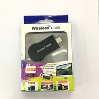 Wholesale WIFI DONGLE HD Full P Wireless HDMI Display Dongle Receiver Wireless HDMI Support Miracast airplay DLNA