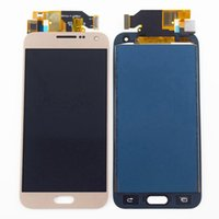 toque samsung e5 venda por atacado-Tft E500 LCD Adequado para Samsung Galaxy E5 E500 E500H E500H E500M Display LCD Touch Screen Digitizer Assembléia Substituição