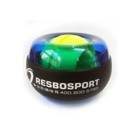 bolas estranhas venda por atacado-1 PC bola de pulso Super giroscópio Grip Force Ball Forte Odd Energy Meridian Ball