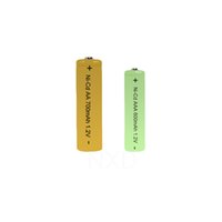 Wholesale New Arrival Rechargeable Cylindrical Batteries AA AAA Ni Cd Primary Dry Battery U12 Type UM KR6 KR03 NiCd