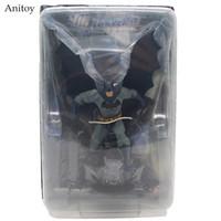 Wholesale dark knight toys action figures resale online - toys DC Comics Superhero Batman The Dark Knight Rises PVC Action Figure Toy quot cm KT3982