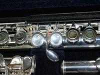 флейта yfl оптовых-Оптовая продажа-музыкальные инструменты флейта YFL 211S 211 флейта с случае щепка духовой флейта Бесплатная доставка