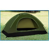 Wholesale Outdoor Large Camping Tent - Large Space 2-Person Tent Sun Shade Shelter Outdoor Hiking Travel Camping Napping Ultralight Awning Fishing Party Beach Tents