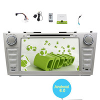 Wholesale car dvd android toyota resale online - Vehicles for TOYOTA CAMRY Car DVD Player Android Quad core System Car Stereo GPS Navigation In Dash Bluetooth Car Radio WiFi