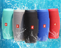 Wholesale Bluetooth Usb Card - Hot Charge 3 Bluetooth Speaker Portable Wireless Speakers Outdoor Waterproof Subwoofer Powerbank 1200mAh Battery Charge3 DHL