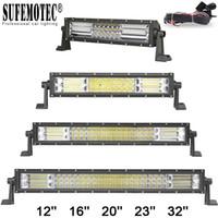 32 barras de luz led venda por atacado-3-Row 12