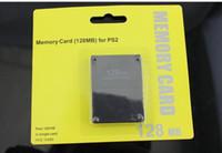 hafıza kartı perakende kutusu toptan satış-PS2 için PS2 için Hafıza Kartı PS 2 için Hafıza Kartları Play Station 8 M / 16 M / 32 M / 64 M / Perakende Kutusu ile 128 M