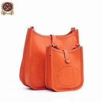 quality belt bag UK - 2018 Luxury Famous Designer Shoulder Bag Genuine Leather Cossbody Bag Messenger Belt Bag in High Quality Wholesale