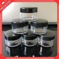 bouteilles de pots rechargeables achat en gros de-15g Mini Bouteilles Rechargeables Vide Maquillage Jar Portable Voyage Bouteille Maquillage Crème Nail Art Cosmétique Bead Storage Pot Conteneur Maquiagem