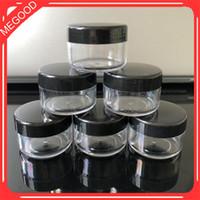 frascos de frasco recarregáveis venda por atacado-15g Mini Garrafas Recarregáveis Vazio Maquiagem Frasco De Viagem Portátil Garrafa de Maquiagem Creme Da Arte Do Prego Cosméticos Bead Storage Pot Container Maquiagem