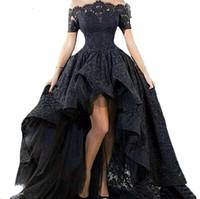 Imagenes de vestidos de fiesta largos y cortos