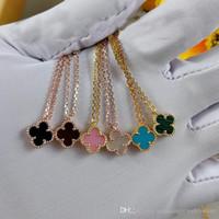 925 silberne armbänder steine großhandel-925 Sterling Silber Anhänger Halskette mit Mini Blume und Naturstein passt europäischen Stil Schmuck Charm Armband Schmuck PS6128