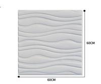 3d schlafzimmer design großhandel-Neue ankunft 60x60 cm PE Schaum 3D Wandaufkleber Safty Home Decor Tapete DIY Wand-dekor Ziegel Wohnzimmer Kinder Schlafzimmer Dekorative Aufkleber