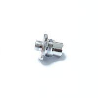 eleaf mini batterie großhandel-Adapter 510 zu Ego-Gewinde Metallverbinder Biegeadapter passen eleaf ich stecken Mini 10w istick 20w 30w 50w Batterien Box mod Batterie