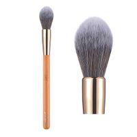 Wholesale brush for cream foundation online - Precise Face Blender Brush Multipurpose Highlight Contour for Powder Blusher Bronzer Cream Liquid Foundation