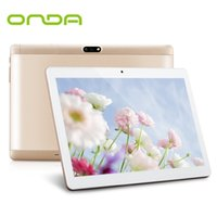 Wholesale Original Onda V10 G Phone Call Tablet PC IPS MTK6753 Mail T720 Core Android Dual SIM Card GPS Dual Camera