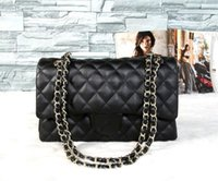 Wholesale Leather Totes For Women - Hot Sale Fashion Vintage Handbags Women bags Designer Handbags Wallets for Women Leather Chain Bag Crossbody and Shoulder Bags
