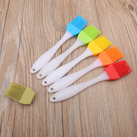 Wholesale 2018 Silicone Heat Resistant Celsius Silicone Grill Brush Brush Butter Brush Mixing Random Send