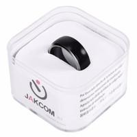 sihirli mobil halka toptan satış-Yeni Akıllı Yüzük NFC Jakcom R3 Giymek Yeni teknoloji Sihirli Parmak Akıllı NFC Yüzük Android Windows Cep Telefonu Için