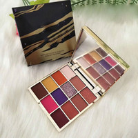 Wholesale radiant cosmetics online - Newest Makeup Colors Quicksand Eyeshadow Palette Matte Eye shadow Cosmetics