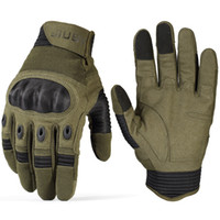 жесткие перчатки оптовых-TouchScreen Tactical Gloves Army  Paintball  Shooting Combat Bicycle Motobike Hard Knuckle Full Finger Gloves Men