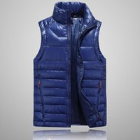 Wholesale Warmest Mens Down Jackets Coats - 2018 north Classic Brand Men Winter Outdoor white Duck Down Jacket man casual hooded Down Coat outerwear mens warm FACE jackets vest 505