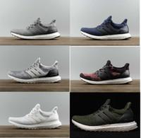 half off 700fe e28dd 2018 Livraison Gratuite Nouveau meilleur Ultraboost 3.0 4.0 Uncaged Hommes  Femmes Chaussures De Course Sneakers Hommes marque Sports ultra boost  formateurs ...