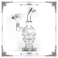 Wholesale Faberge Gifts - Faberge Egg Bong with Showerhead Perc bubbler glass tobacco Percolator hookah Smoking Pipes tobacco Cheap Water waterpipes Free Shipping