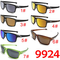 Wholesale Popular Sunglasses for Men and Women Popular Outdoor Sport Cycling Sunglasses Dazzel Colors Goggles Sun Glasses Shades colors