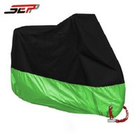 Wholesale rain weave - Light green M,L,XL,2XL,3XL,4XL universal Outdoor Uv Protector Bike Rain Dustproof for Scooter Covers waterproof Motorcycle cover